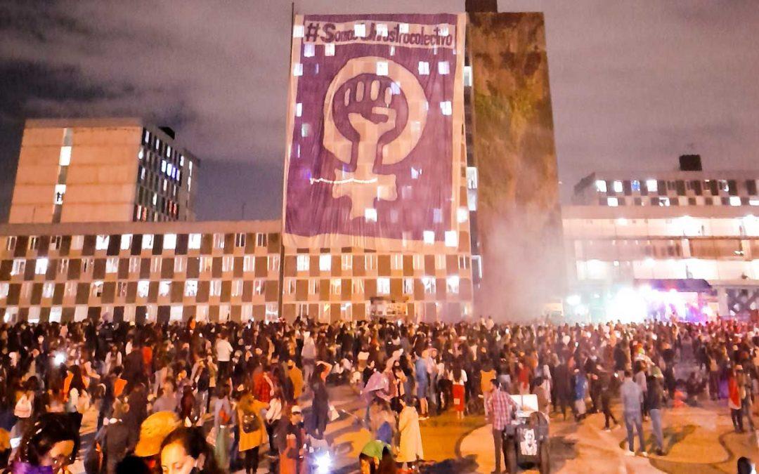 Feminismo, Primera Apuesta Trimestral de la revista Tribuna Cultural 2021