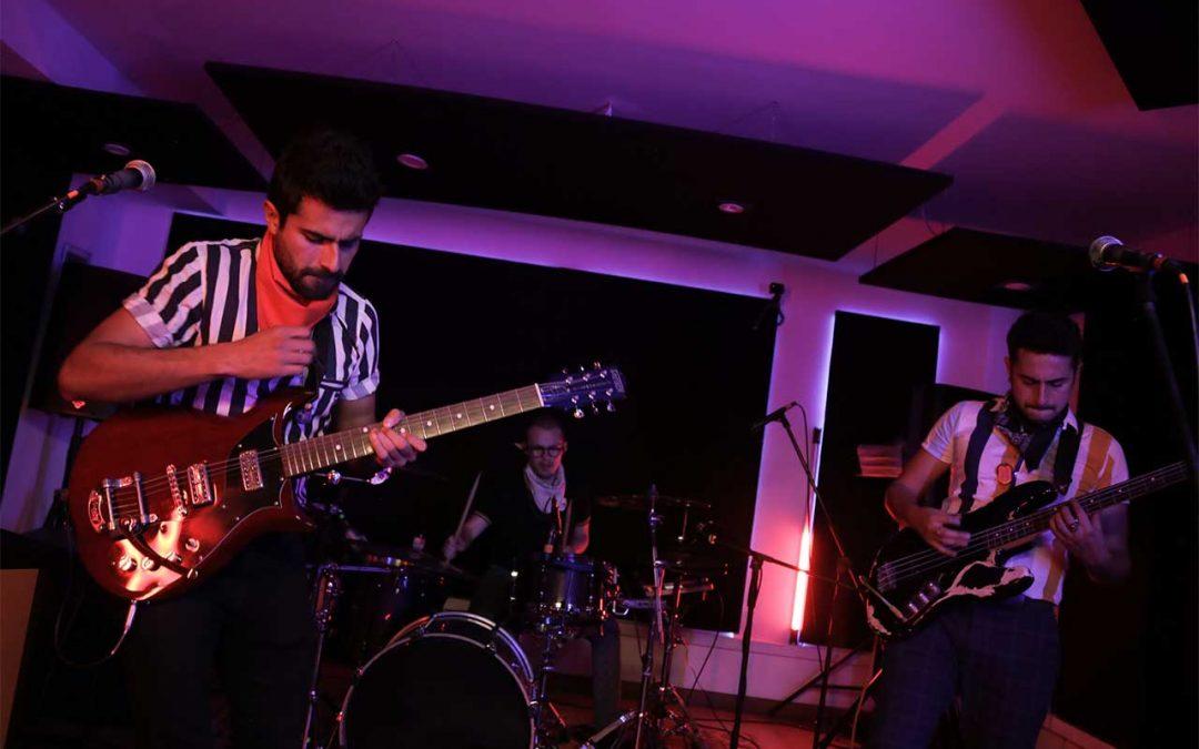 Los Huérfanos, una familia con ADN musical