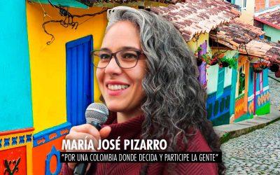 Un pacto por la libertad. Una entrevista con María José Pizarro