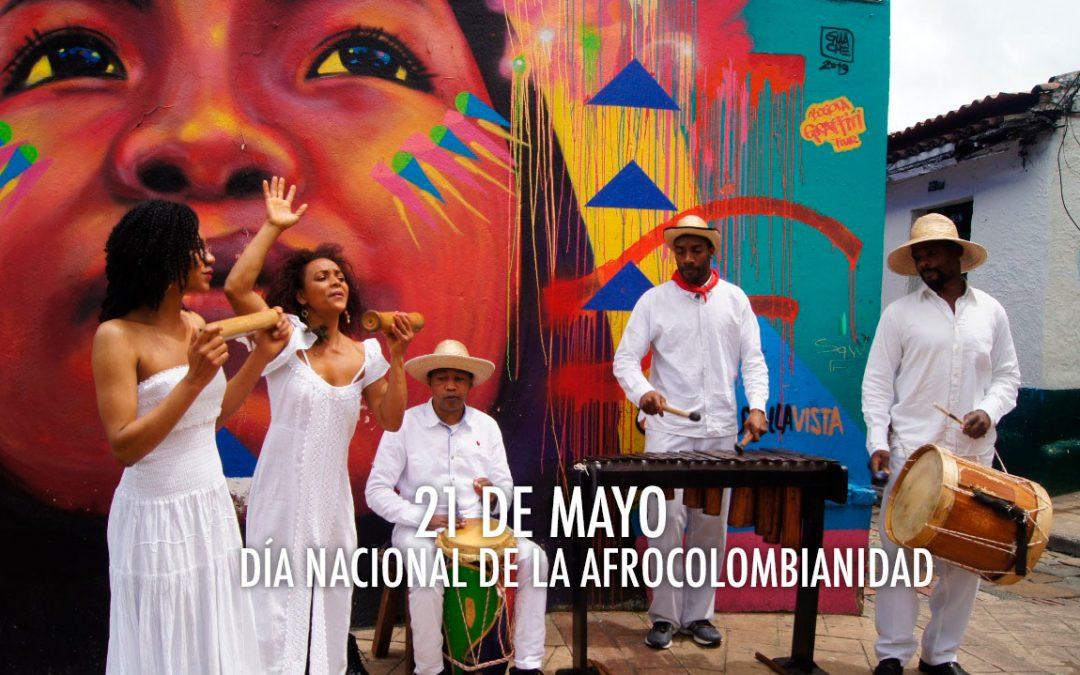 Identidad cultural, día nacional de la afrocolombianidad