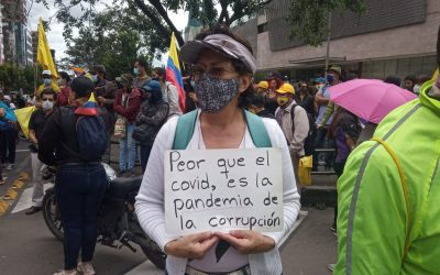 Deslegitimación del derecho social de protesta