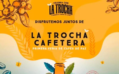 Primera feria de cafés de paz de Colombia